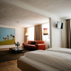 Отель Arthotel Blaue Gans комната для гостей фото 4