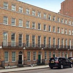 Отель Classic home and garden in Bloomsbury Великобритания, Лондон - отзывы, цены и фото номеров - забронировать отель Classic home and garden in Bloomsbury онлайн фото 2
