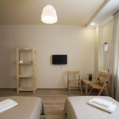 Апартаменты Apartments Karamel Пермь комната для гостей