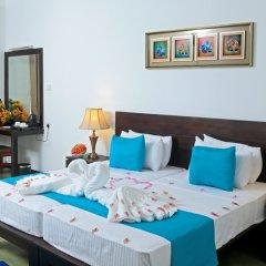 Отель Coco Royal Beach Resort Шри-Ланка, Ваддува - отзывы, цены и фото номеров - забронировать отель Coco Royal Beach Resort онлайн комната для гостей фото 5