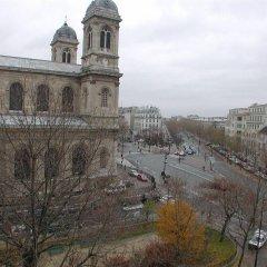 Отель Mithouard Apartments Франция, Париж - отзывы, цены и фото номеров - забронировать отель Mithouard Apartments онлайн балкон