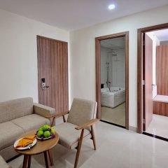 Отель Rigel Hotel Вьетнам, Нячанг - отзывы, цены и фото номеров - забронировать отель Rigel Hotel онлайн комната для гостей фото 2