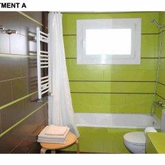 Отель Barcelona Atic Испания, Барселона - отзывы, цены и фото номеров - забронировать отель Barcelona Atic онлайн ванная
