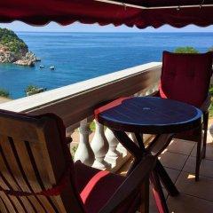 Отель Villa Sara Guesthouse балкон