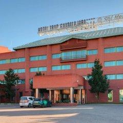 TRYP Guadalajara Hotel парковка
