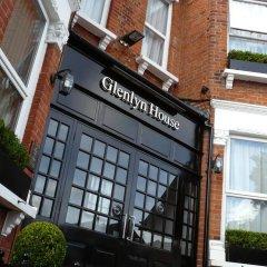 Отель Glenlyn Apartments Великобритания, Лондон - отзывы, цены и фото номеров - забронировать отель Glenlyn Apartments онлайн вид на фасад фото 6
