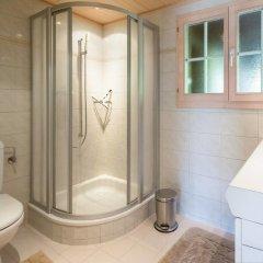 Отель Gstaad - Amazing Lake Chalet ванная фото 2