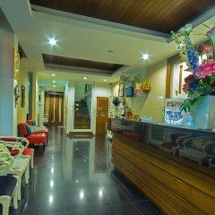 Отель Sea Breeze Jomtien Residence Таиланд, Паттайя - отзывы, цены и фото номеров - забронировать отель Sea Breeze Jomtien Residence онлайн интерьер отеля