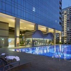 Hotel Boss Сингапур бассейн
