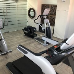 Hotel Dali Plaza Ejecutivo фитнесс-зал фото 2