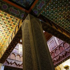 Отель Riad Al Fassia Palace Марокко, Фес - отзывы, цены и фото номеров - забронировать отель Riad Al Fassia Palace онлайн интерьер отеля фото 2