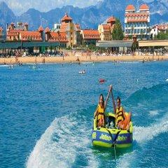 Отель Seher Sun Palace Resort & Spa - All Inclusive пляж фото 2