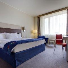 Гостиница Park Inn Казань комната для гостей фото 4