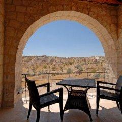 MDC Cave Hotel Cappadocia Турция, Ургуп - отзывы, цены и фото номеров - забронировать отель MDC Cave Hotel Cappadocia онлайн балкон