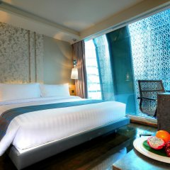 Отель Citrus Sukhumvit 13 by Compass Hospitality комната для гостей