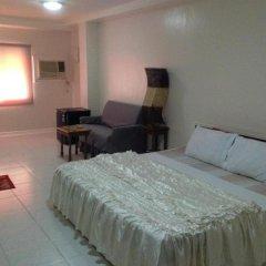 Отель Saleh Филиппины, Пампанга - отзывы, цены и фото номеров - забронировать отель Saleh онлайн комната для гостей фото 2
