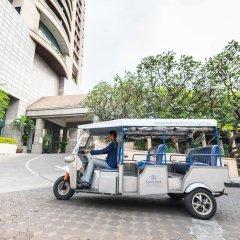 Отель Somerset Park Suanplu Бангкок городской автобус