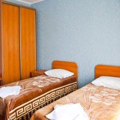 Гостиница Уютный дворик комната для гостей фото 3
