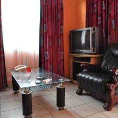 Отель Residence Saint-Jacques Brazzaville Республика Конго, Браззавиль - отзывы, цены и фото номеров - забронировать отель Residence Saint-Jacques Brazzaville онлайн комната для гостей