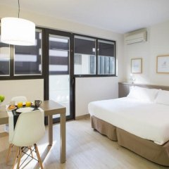 Отель Aparthotel Bcn Montjuic Барселона комната для гостей фото 2
