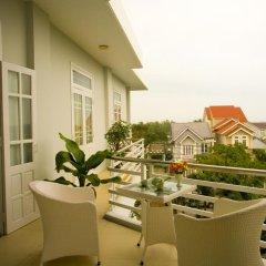 Отель The Moon Villa Hoi An балкон