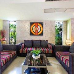 D Varee Diva Bally Sukhumvit Hotel Бангкок интерьер отеля фото 2