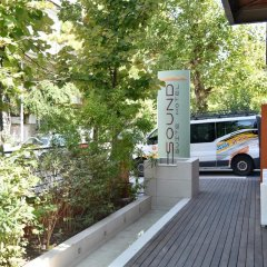 Sound Suite Hotel Риччоне городской автобус