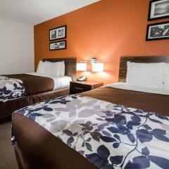 Отель Sleep Inn & Suites And Conference Center удобства в номере фото 2
