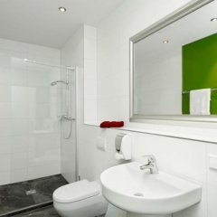 Отель Cityherberge Германия, Дрезден - 6 отзывов об отеле, цены и фото номеров - забронировать отель Cityherberge онлайн ванная фото 2