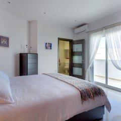 Отель Luxury 2 Bedroom Penthouse in St Julians Мальта, Сан Джулианс - отзывы, цены и фото номеров - забронировать отель Luxury 2 Bedroom Penthouse in St Julians онлайн комната для гостей фото 4