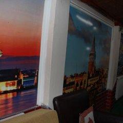 Отель Ozdemir Pansiyon балкон