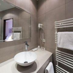 Отель Design Hotel Stadt Rosenheim Германия, Мюнхен - отзывы, цены и фото номеров - забронировать отель Design Hotel Stadt Rosenheim онлайн ванная