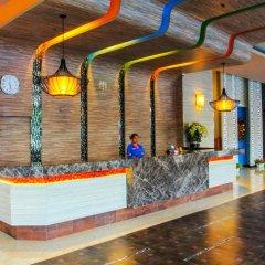 Отель The Win Pattaya интерьер отеля фото 2