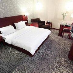 Paco Hotel Guangzhou Gangding Metro Branch комната для гостей фото 4