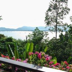 Отель Korsiri Villas Таиланд, пляж Панва - отзывы, цены и фото номеров - забронировать отель Korsiri Villas онлайн балкон фото 2