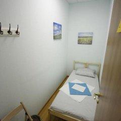 Аскет Отель на Комсомольской 3* Бюджетный номер с двуспальной кроватью