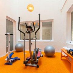 Отель Reding Испания, Барселона - 4 отзыва об отеле, цены и фото номеров - забронировать отель Reding онлайн фитнесс-зал фото 3