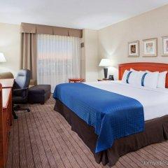 Отель Holiday Inn Hotel & Suites Ottawa Kanata, an IHG Hotel Канада, Оттава - отзывы, цены и фото номеров - забронировать отель Holiday Inn Hotel & Suites Ottawa Kanata, an IHG Hotel онлайн комната для гостей фото 4