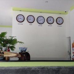 Отель Mai Binh Phuong Bungalow интерьер отеля фото 2