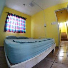 Отель Tres Mundos Hostel Мексика, Плая-дель-Кармен - отзывы, цены и фото номеров - забронировать отель Tres Mundos Hostel онлайн комната для гостей фото 4