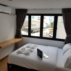 Wayha Hostel Don Mueang Airport комната для гостей фото 3