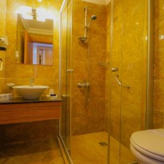 Aes Club Hotel Турция, Олудениз - 2 отзыва об отеле, цены и фото номеров - забронировать отель Aes Club Hotel онлайн ванная фото 2