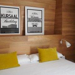 Отель Zenit San Sebastián Испания, Сан-Себастьян - отзывы, цены и фото номеров - забронировать отель Zenit San Sebastián онлайн комната для гостей фото 5