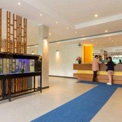 Отель Patong Bay Residence R07 фитнесс-зал фото 3