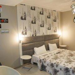 Отель Британика Краснодар комната для гостей фото 5