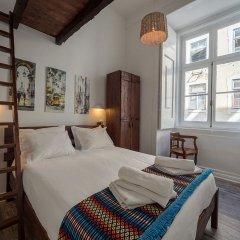 Отель Casinha Dos Sapateiros Лиссабон комната для гостей фото 5