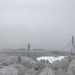 Riga Islande Hotel Рига приотельная территория