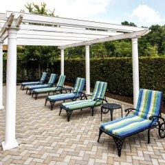 Отель Hampton Inn & Suites Staten Island США, Нью-Йорк - отзывы, цены и фото номеров - забронировать отель Hampton Inn & Suites Staten Island онлайн бассейн