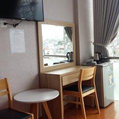 Pansy Hotel Далат удобства в номере