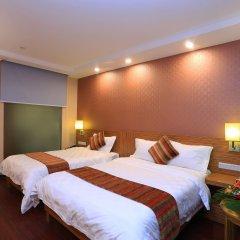 Отель Nanfang Dasha Hotel Китай, Гуанчжоу - 1 отзыв об отеле, цены и фото номеров - забронировать отель Nanfang Dasha Hotel онлайн комната для гостей фото 5